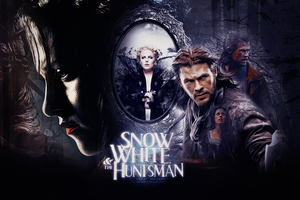 Snow White and The Huntsman by YaroAli