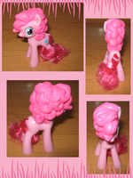 Pinkie Pie- figure by Netris10