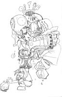 Battle Chasers- huh? by Darkstampede