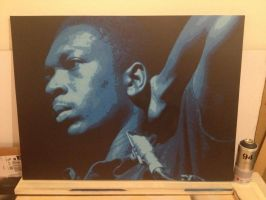 john coltrane - blue train by e1kel