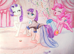 The dress for Maud Pie by Auriaslayer