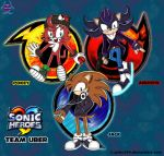 Request: Team Uber by gaby264