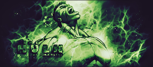 The Hulk Signature by Rabling-Arts