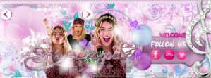 PORTADA EDITABLE DE MARTINA STOESSEL by BeliberSelenatorTini