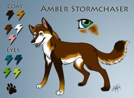 Amber Natural Reference by leafylaurel