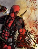 deadpool by hyperbooster