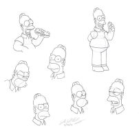 Homer the Great by jbwarner86