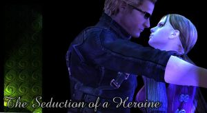 The Seduction of a Heroine by Jill---Valentine
