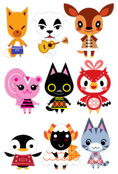 Animal Crossing by Sprits