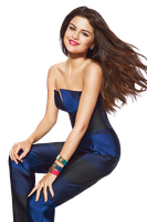 Selena Gomez png HQ by turnlastsong