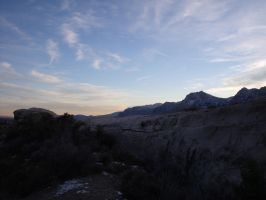 Red Rock Canyon 07 by damienkerensky