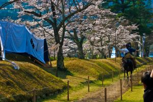 tsuwano horse archery festival by sangaire