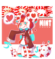 Candy Adoptable [1/4] by WoeAdopts