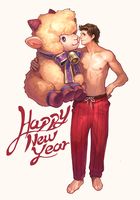 HAPPY NEW YEAR~ by Gopye