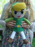 Link Plush by CandyCrystals
