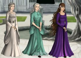 The Three Sisters by Firegirl1015