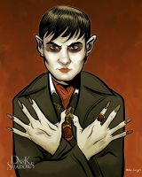 barnabus portrait by mikeorion22