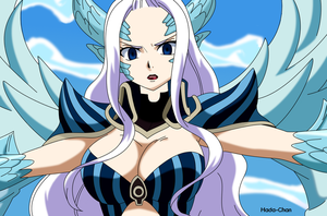 Fairy Tail Episode 138 Mirajane Strauss Color by Hada-Chan