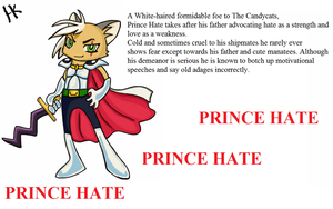 Candycat Character Bios:Princehate by MuNafusa