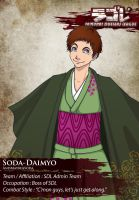 Soda-Daimyo Profile by AndMaybeASoda