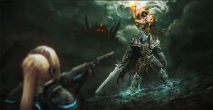 Heroes of the Storm Ultimate Fan Art by Apocalypse-tr