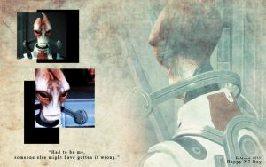N7 Day: Mordin by Belanna42