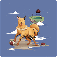 Tigerdog Playland by lainey-nesu