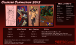 Coloring Commission Price 2015 by Pikuna