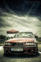 BMW E46 by KOMODO-Art