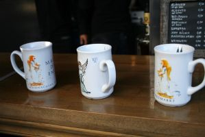 nice cups from cologne 2 by ingeline-art
