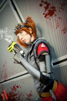Gaige (Borderlands) by AndyWana