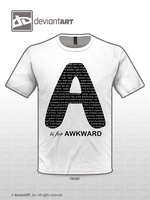 A is for Awkward by airavoyd