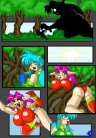 Elastic elf girl hunt 3 by Animewave-Neo