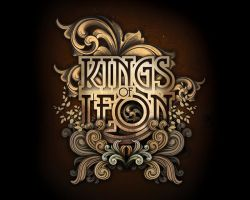 Kings of Leon t-shirt design by turk1672