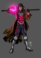 gambit-colors-by-cero by EuROPA777