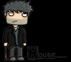 HOUSE MD by reonstyleone