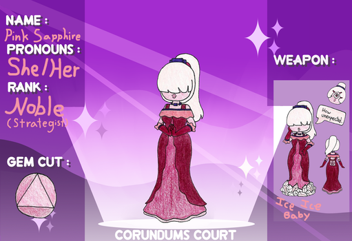 CC App - Pink Sapphire by Nethesia