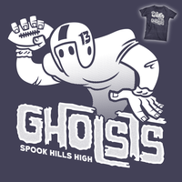 Spook Hills High Gholsts by gimetzco