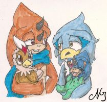 SamXKaze- Together for almost a year by Nicolathepenguin007