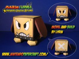Broggy Papercraft by Lyrin-83