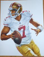 Colin Kaepernick (WIP) (2) by Retrodan16