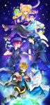 Free! Future Fish Bookmark by Evil-usagi
