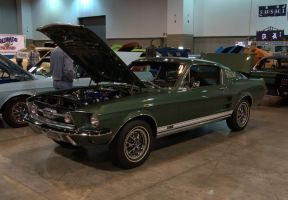 1967 Ford Mustang GT by Razgar