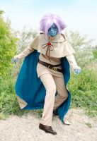 Zelgadis Cosplay by Glay