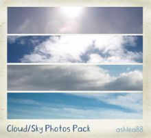 Clouds Sky Photos Pack by ashzstock