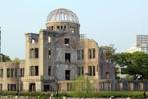 Hiroshima A-Bomb Dome by firenze-design