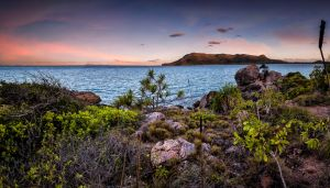 Cape Hillsborough by Questavia