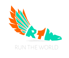 Running group logo by petrsimcik