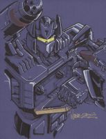 Soundwave by markerguru