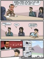 David Cameron's Boardroom Suggestion by MoarUnfunnyHetalia